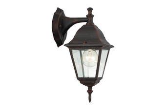 Newport 1 Light Outdoor Wall Lantern Hanging