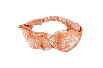 (Orange) - Casualbox | Womens Summer Headband Hair Band Bandana Fashion Girls Accessory