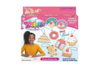 Whipple Party Cookies Set Arts and Crafts
