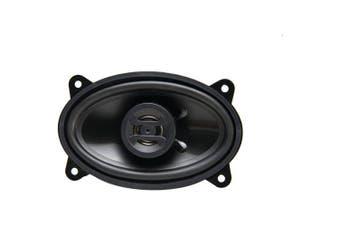 Hifonics ZS46CX Zeus Series Coaxial 4-Ohm Speakers (10cm X 15cm , 2 Way, 200 Watts Max)