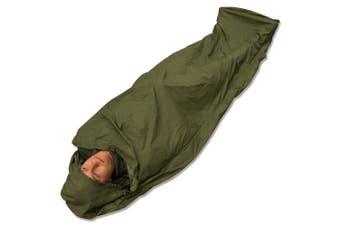 Andes Olive Green Waterproof Bivvy Bag Sleeping Bag Cover Camping Fishing New