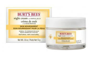 Burt's Bees Skin Nourishment Night Cream, 51 g