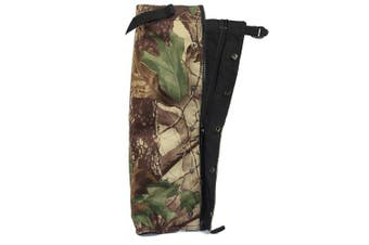 Snake Gaiters- Snake Guards Snake Proof Leggings for Ultimate Snake Bite Protection, Protects Against All Types of Rattlesnakes, and Other Poisonous Snakes by Joyfay