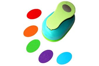 (oval) - CADY Crafts Punch 5.1cm Paper Punches Craft Punches oval