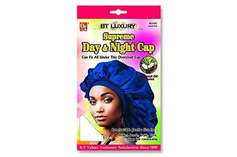 (White) - Beauty Town Day & Night Cap (Jumbo Size) White