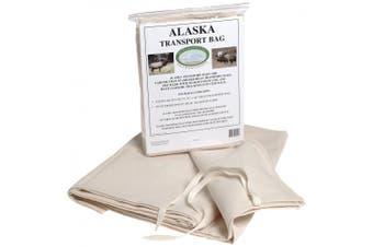 Alaska Game Alaska Moose/Elk/Bear Hide Transport Bag, 90cm X 120cm
