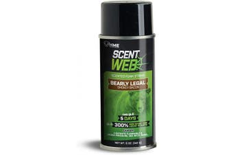 (Scent Web Bearly Legal Smoky Bacon) - HME Scent Web