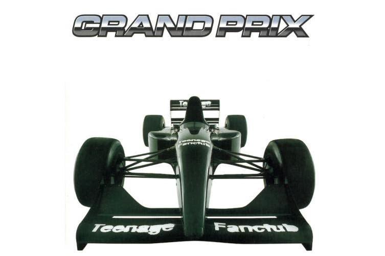 Teenage Fanclub : Grand Prix Cd (2001) ***new***