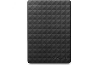 """Seagate 2TB Expansion Portable 2.5"""" USB 3.0 External HDD Black Colour  ( 3 years warranty )"""