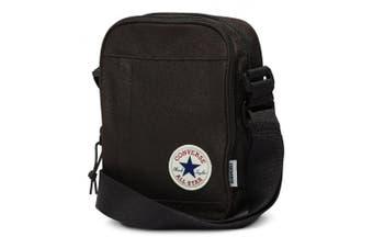 (Black) - Converse Cross Body Mini Bags Black - One Size