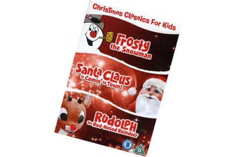 Christmas Classics For Kids Frosty The Snowman Santa Claus Is Comin' To Town Rud