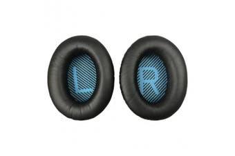 Ear Pad Replacement for Bose QuietComfort 2 15 25 35 Ear Cushion for QC2 QC15 QC25 QC35 AE 2 2i 2w Colour Black