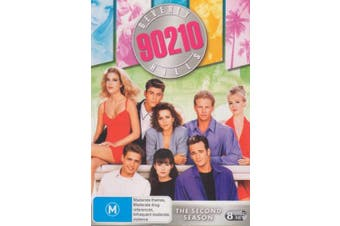 Beverly Hills 90210: The Second Season [Region 4]