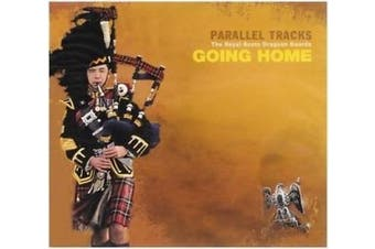 Royal Scots Dragoon Guards: Parallel Tracks (cd)