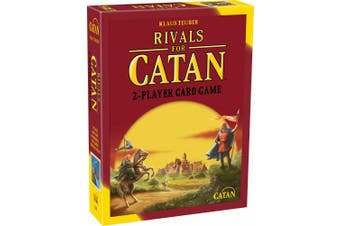 Rivals For Catan Deluxe -