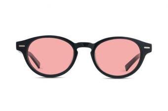 Keaton TheraSpecs Migraine Relief Glasses (Indoor Lenses, Black)