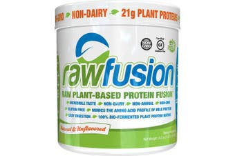 SAN Raw Fusion Supplement, Natural/Unflavored, 0.5kg