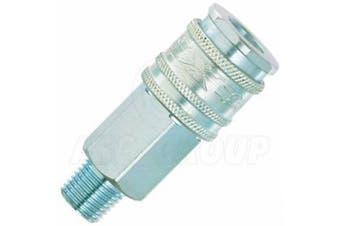 Pcl Xf Coupling R 3/8 Male Thread Air Line High Quality - Ac71em