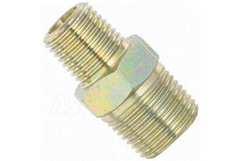Pcl Reducing Union R 1/2 R 1/4 Male Threads - Air Line High Quality - Hc6900
