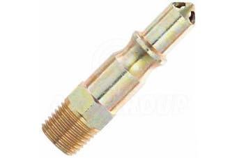 Pcl 60 Series Adaptor R 3/8 Male Thread Air Line High Quality - Aca2661