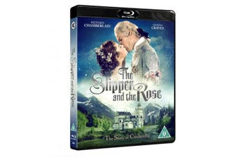 The Slipper and the Rose [Region B] [Blu-ray]