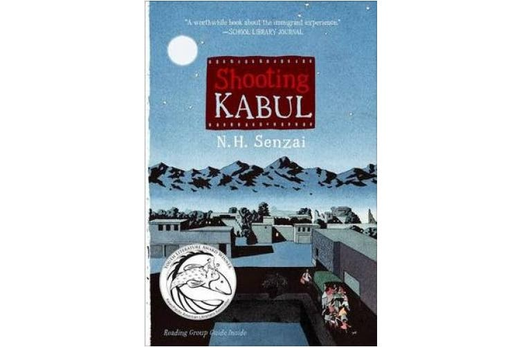 Shooting Kabul (The Kabul Chronicles)