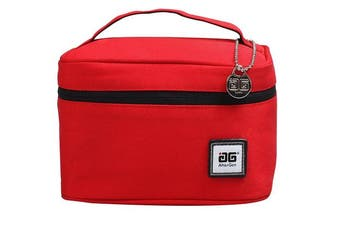 (Red) - AfterGen Anti-Bully Lunch Bag (Red)