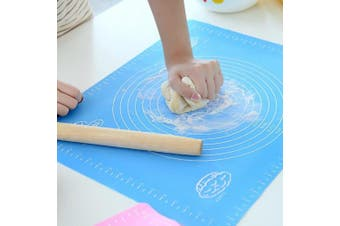 Silicone Baking Mat for Pastry Rolling with Measurements