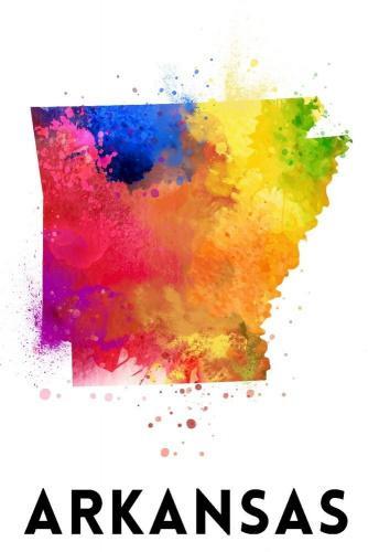 Art of the State Totebags Arkansas