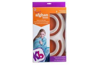 (Original Version) - Authentic Knitting Board Afghan Loom