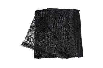 (4mx3m) - 40% Black 4mx3m Sun Mesh Shade Sunblock Shade Cloth UV Resistant Net For Garden Flower Plant