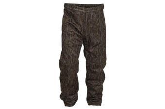 (Men's Small, Mossy Oak Bottomland) - Banded White River Wader Pants