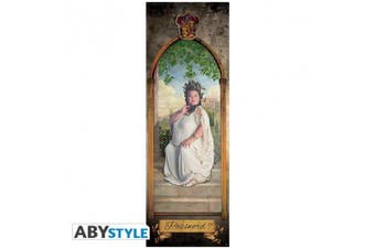 HARRY POTTER - Door Poster - The Fat Lady (53x158)
