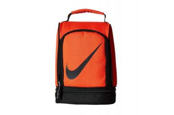 (One Size, Bright Crimson) - Nike Kids Lunch Tote Bright Crimson Bags