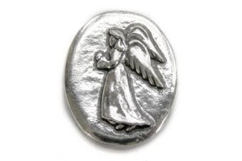 Basic Spirit Angel/Faith Pocket Token (Coin) * Handcrafted Pewter Lead-Free CN-2
