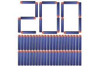 200 Nerf N Strike Blaster Compatible dart bullets
