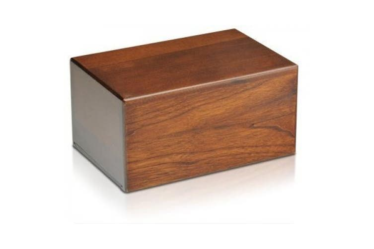 (X-Large) - Economy Wooden Urn Box - Extra Large