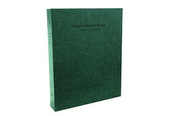 """(Green) - 3-Ring Binder Albums, Self Adhesive Photo Album Book Scrapbooking Scrapbook Magnetic Album , Hardcover, 50 Pages Holds 3X5, 4X6, 5X7, 6X8 photos, 9.05""""X10.82"""" (Green)"""