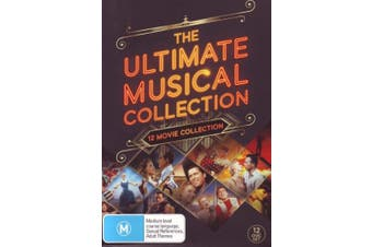 The Ultimate Musical Collection:(Sound of Music/Oklahoma!/South Pacific/Carousel/State Fair/King & I/West Side Story/Fiddler of [Region 4]