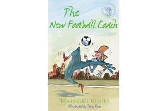 The New Football Coach (The Adventures of Mademoiselle Charlotte)