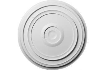 (Whole) - 60cm OD x 2.9cm P Traditional Reece Ceiling Medallion