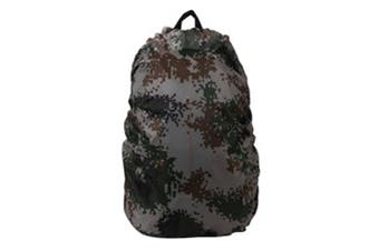 (Camouflage, 45L) - Bluelans® 35/45L Backpack Rain Cover Waterproof Rucksack Bag Cover for Outdoor Living Climbing Hiking