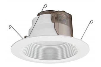 (15cm , 950 Lumens, 3000K- Bright White) - Lithonia Lighting 6BPMW HL LED M6 2.1cm 12W White High Output LED Recessed Baffle Module, 3000K