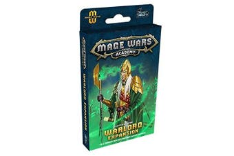 Action Phase Games Mage Wars Academy Warlord Expansion Board Games