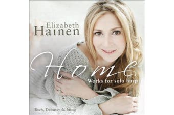 Home: Works for Solo Harp