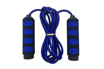(Blue) - Aoneky Lightweight Jump Rope for Kids with Comfort Handle