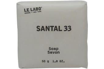 Le Labo Santal 33 Soap lot of 5 each 50ml bars. Total of 260ml