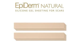 Epi-Derm Long Strip (5 Pair) (Natural) from Biodermis