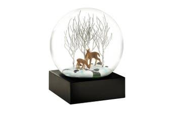 Deer in Woods Snow Globe by Cool Snow Globes