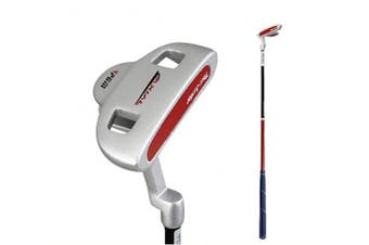 (70cm  Age 9-12, Red) - Acstar Junior Golf Putter Kids Putter Right Handed 3 Sizes for Kids Ages 3-5 6-8 9-12